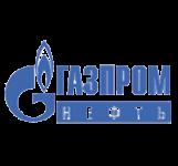 Газпром — лого