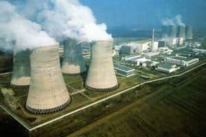 Выбросы с завода